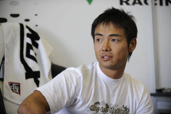 Hiro Aoyama míøí do MotoGP