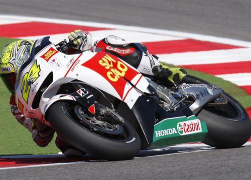 Toni Elias: Moto2 u Gresiniho?