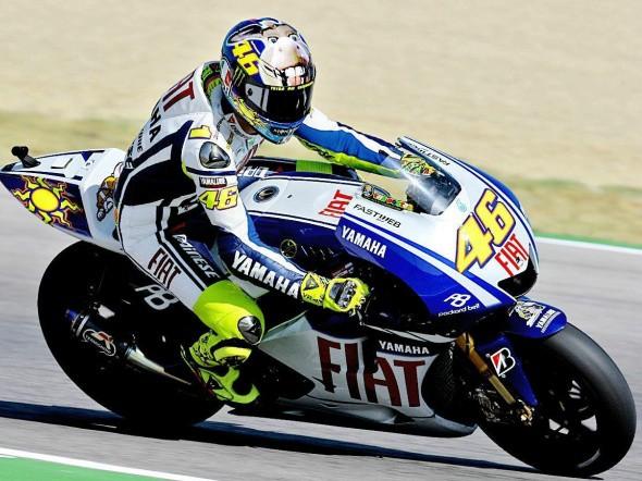 """V """"BMW M Award"""" vede Rossi"""