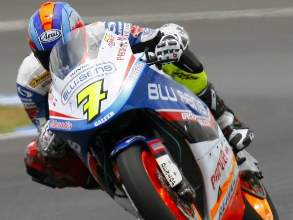 Testy 125 ccm, Moto2 a MotoGP v roce 2010