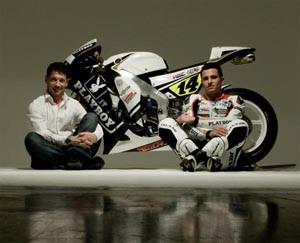 De Puinet podepsal smlouvu s LCR Honda