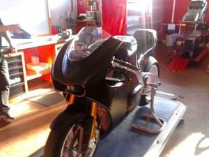 Nìco o novém týmu MotoGP - FB Corse