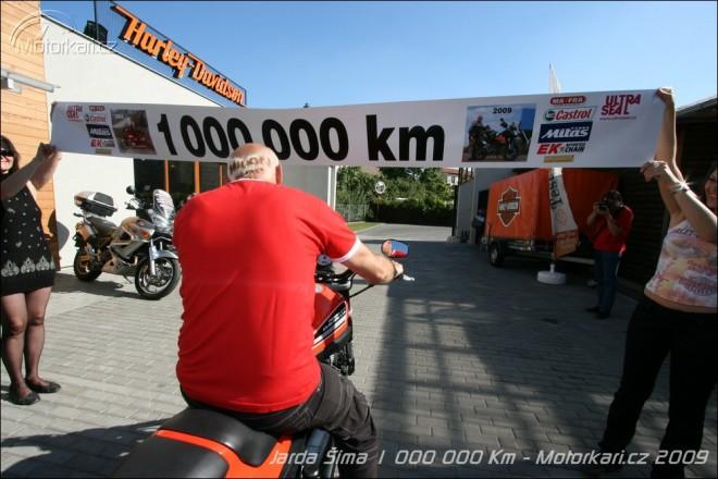 1 000 000 km v jedné stopì