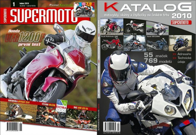 Supermoto 01/2010 + Katalog