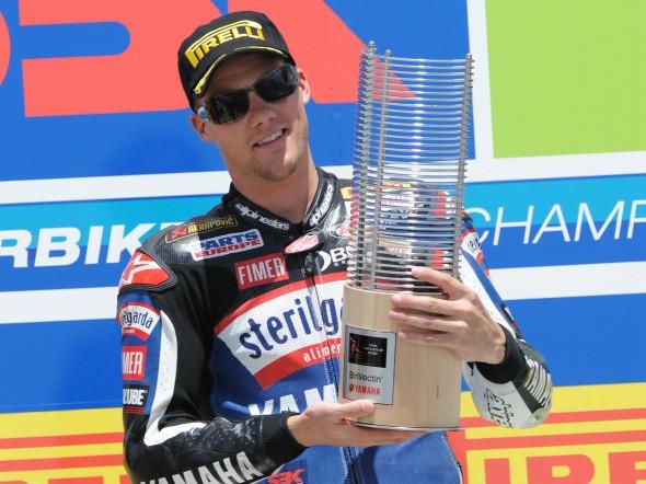 Ofici�ln�: Ben Spies pojede MotoGP