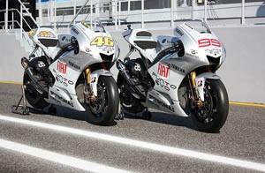 Rossi a Lorenzo v nových barvách
