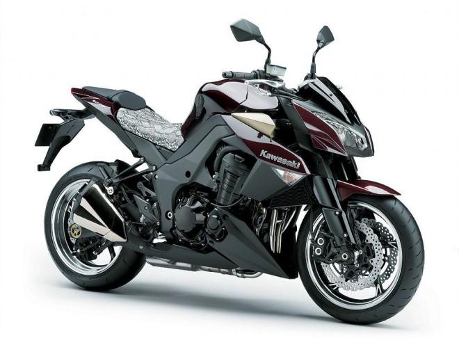 Nov� modely Kawasaki 2010