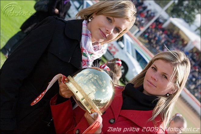 Zlatá pøilba 2009