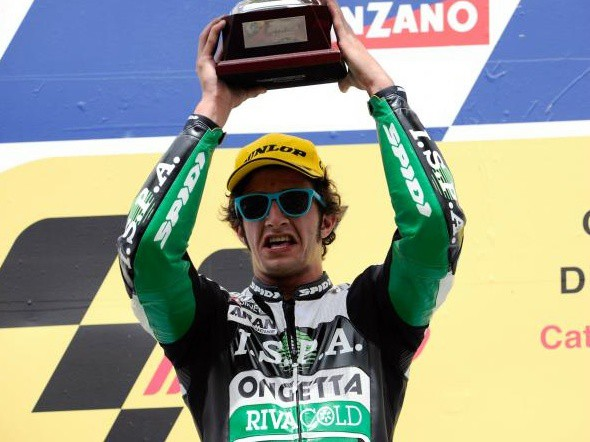 Andrea Iannone do Moto2