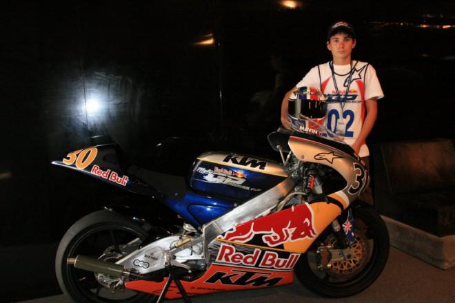 Tomáš Vavrouš souèástí Red Bull Rookies Cupu pro rok 2010