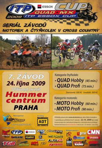 ITP ESSOX CUP – 7. závod – Hummer centrum Praha