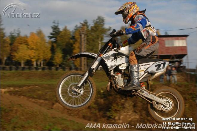 RaceTool Amater Cup v Kramolínì