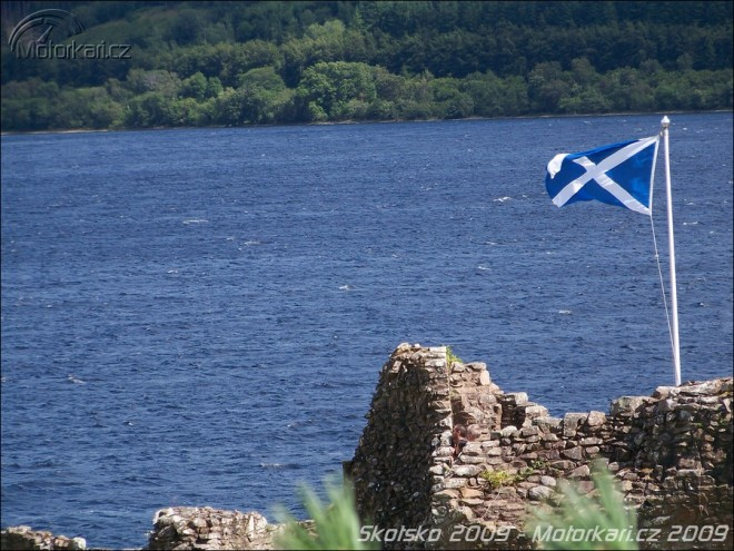 Do Anglie na Anglii � Skotsko 2009