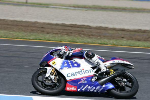 Grand Prix Austrálie - 250 ccm FP1