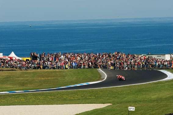 Grand Prix Austrálie - MotoGP FP1