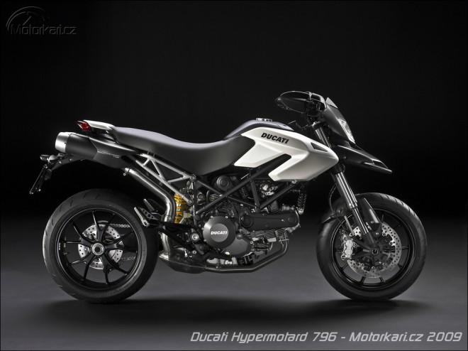 Nový Hypermotard 796