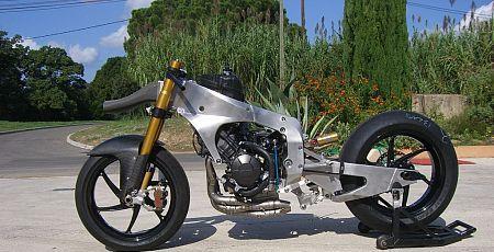 Prezentace šasí Tech3 pro Moto2