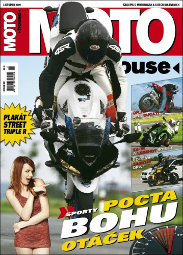 Motohouse 11/2009