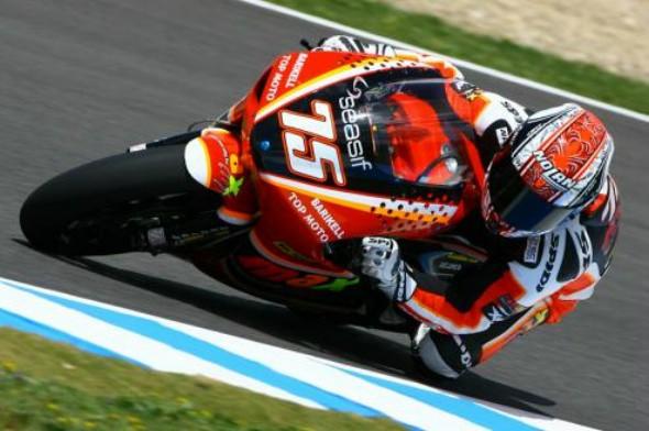 Moto2: Tým Toth bez licence
