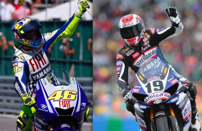 Bude slavit Yamaha o víkendu dvojnásob?