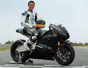 MotoGP: Inmotec už testoval