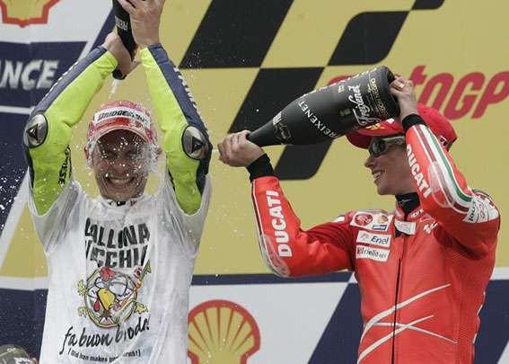 Valentino Rossi: 9. titul mistra svìta