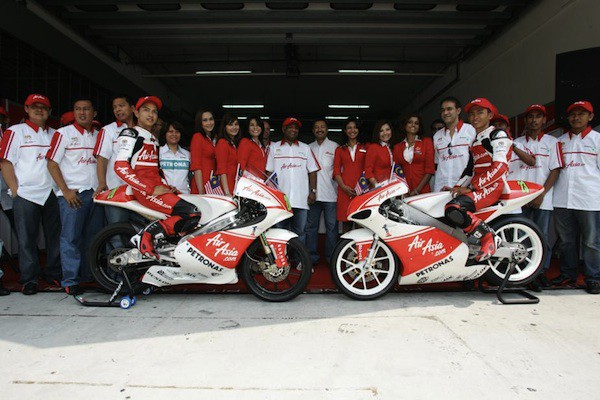 125 ccm: Elly Illias z Malajsie do Grand Prix