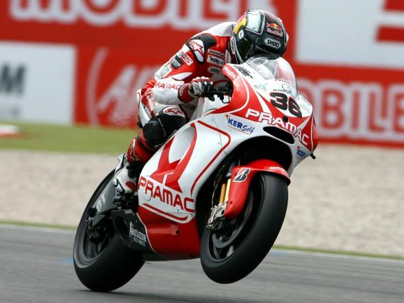 """Mika Kallio: """"Rookie of the Year"""" 2009 v MotoGP"""