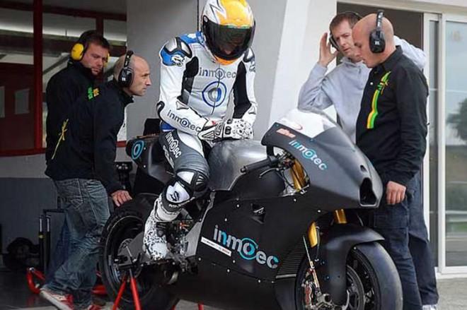 MotoGP: Inmotec je pøipraven na testy