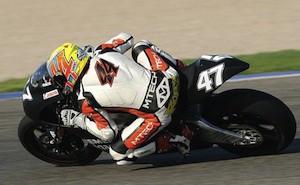 Moto2: Roberto Rolfo nazpìt v Grand Prix