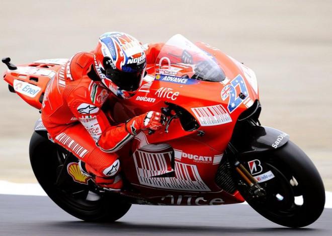 Grand Prix Valencie - pátek