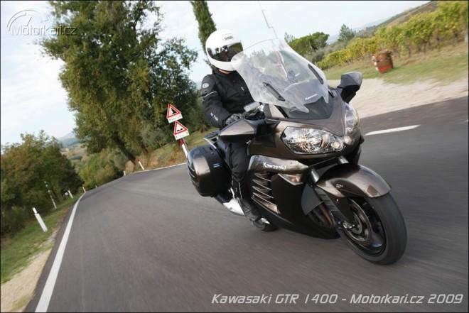 Kawasaki GTR1400 2010