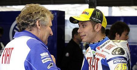 Burgess: Rossi mùže závodit ještì 5 až 6 let!