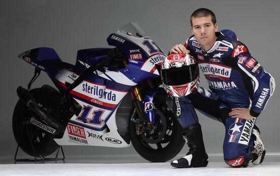MotoGP: Ben Spies p�ed Grand Prix Valencie