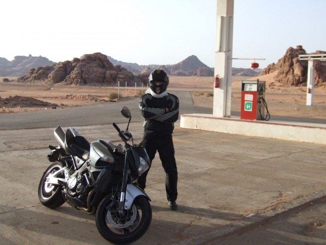 Saudská Arábie 2009