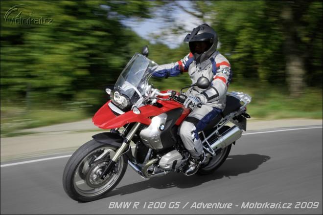 Nové BMW R1200RT a BMW R1200GS/Adventure