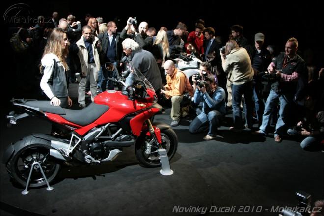 Nové Ducati 2010