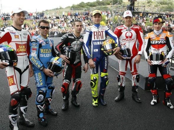 Grand Prix - oèima èísel 1949 až 2009, 1. èást