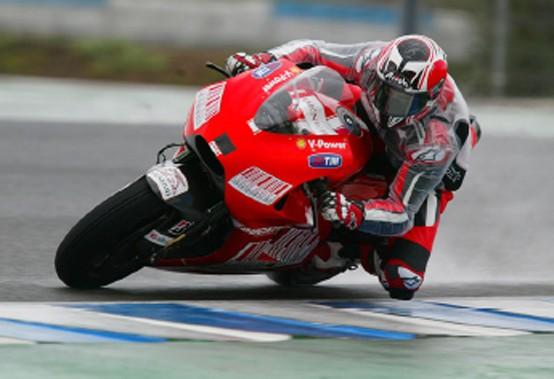 Barberùv MotoGP test v Jerezu - 1. den