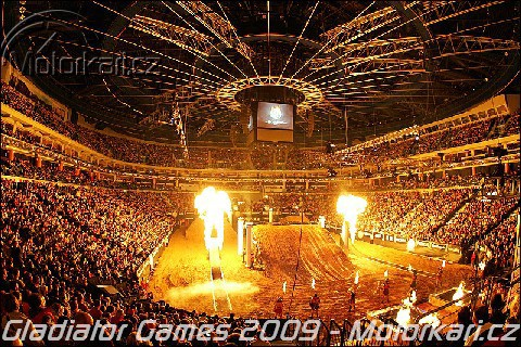 10. MTV FMX Gladiator Games