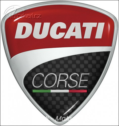 Ducati Corse mìní logo