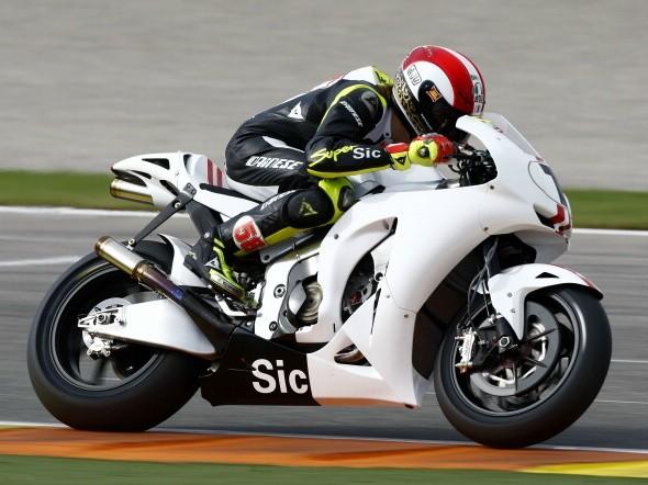 Valencia - MotoGP a Moto2, 2. den