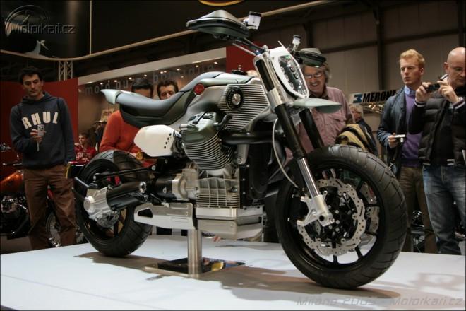 Moto Guzzi z Milána