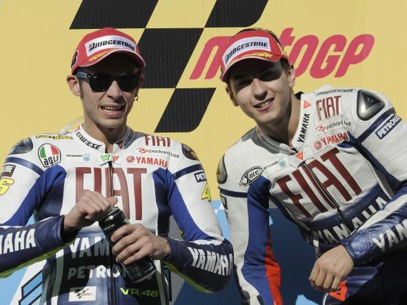 Rossi: Jorge nebo já!