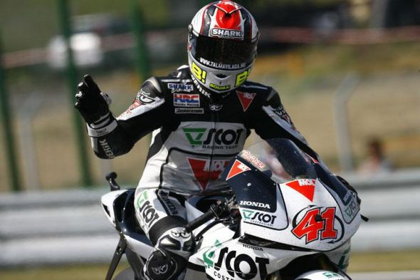 Moto2: St�j SpeedUp ozn�mila slo�en� na rok 2010