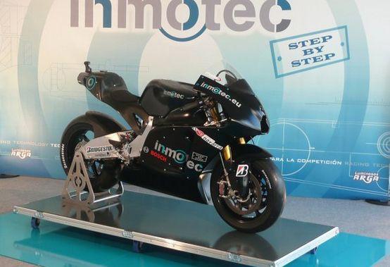 MotoGP: Inmotec prezentován ve Valencii