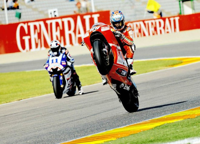 Grand Prix Valencie – sobota