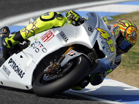 MotoGP: BMW Award pro Rossiho