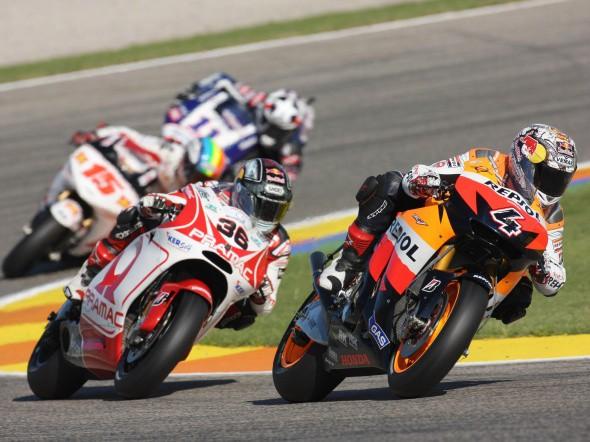 MotoGP: Startovn� ��sla na rok 2010
