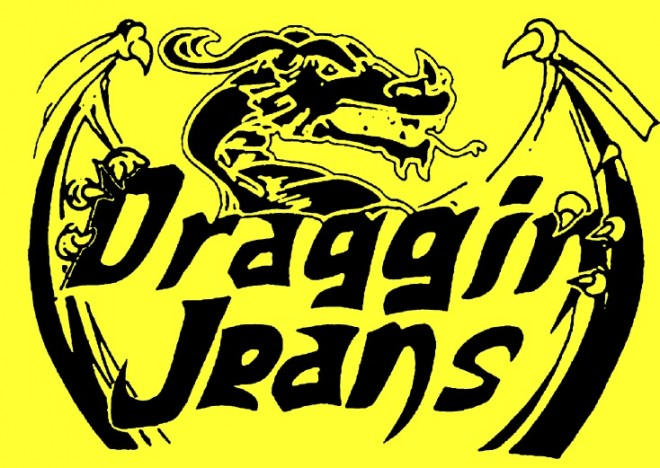 Draggin Jeans s testy CE
